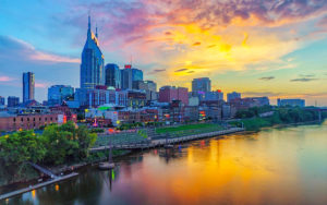 Us news ranks nashville one of the best places to live in for Prettiest places to live in the us