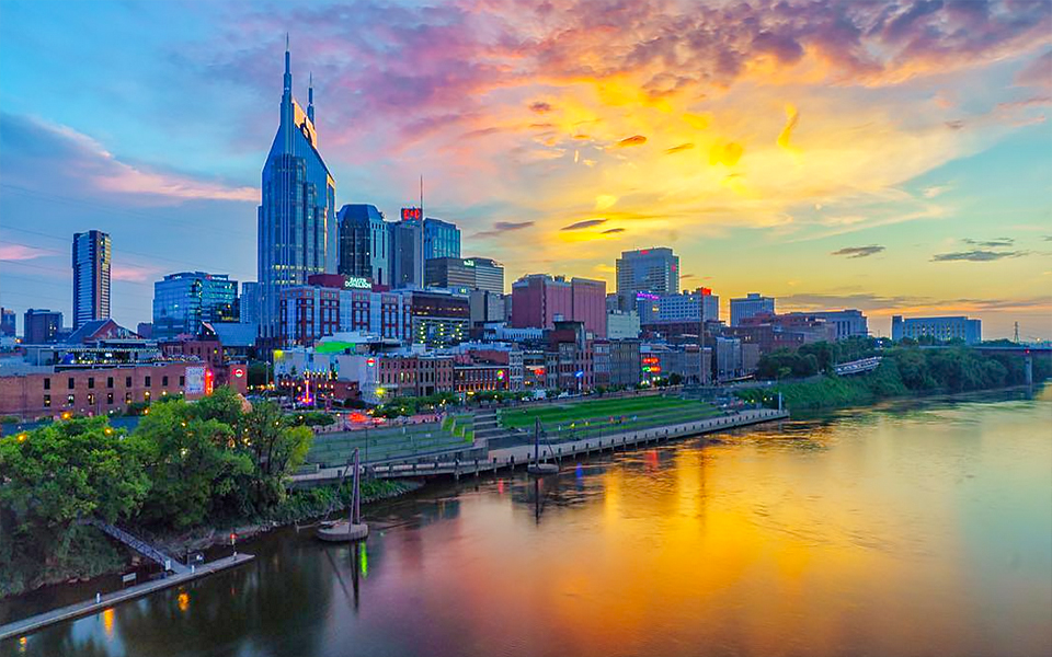Us news ranks nashville one of the best places to live in for Top 5 places to live in usa