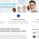 SurveyChatterWebsiteDesign