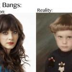 horrible bangs