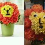 horrible flower design