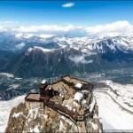 french-alps-restaurant-Altitude – Aiguille du Midi