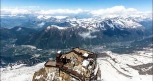 french-alps-restaurant-Altitude - Aiguille du Midi