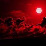 series of blood moons