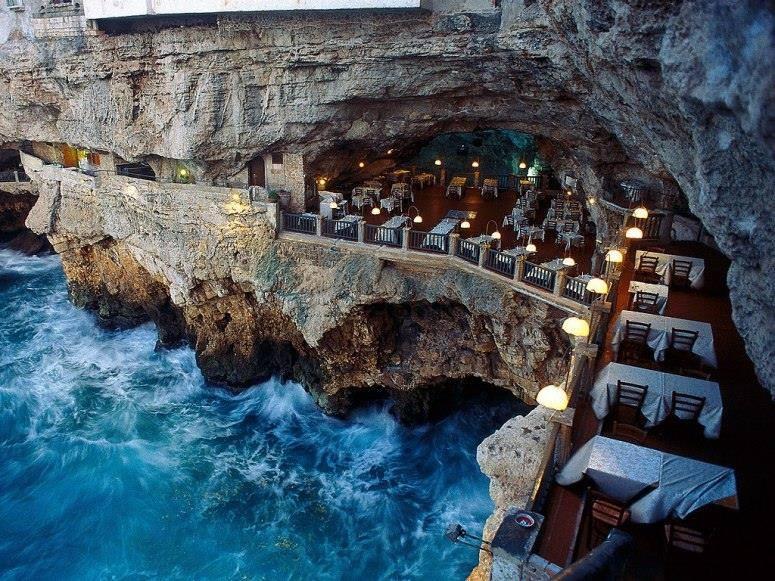 Grotta Palazzese, Puglia - Italy