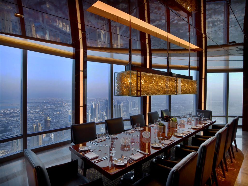 Tallest-restaurant-in-a-building