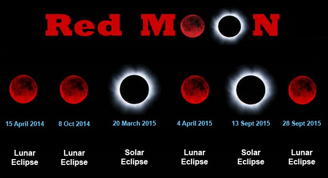 nasa blood moon calendar - photo #49