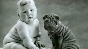 baby-and-puppy_look-a-like