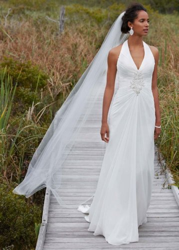 10 Breathtaking Wedding Dresses For Under 300 Dollars