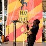 Historic New Orleans Jazz & Heritage Festival 2013