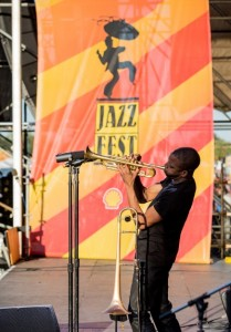 Historic New Orleans Jazz & Heritage Festival 2013