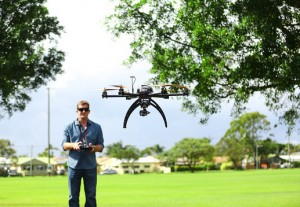 drone equipped realtors