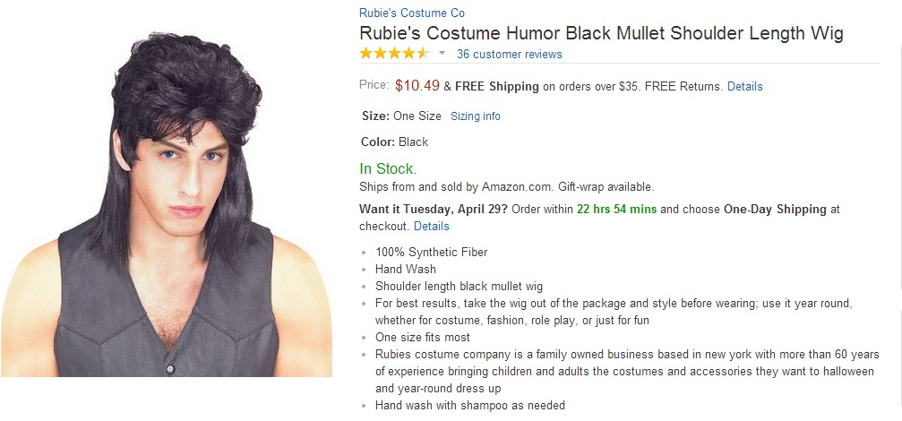mullet-wig-Best-Amazon-Reviews