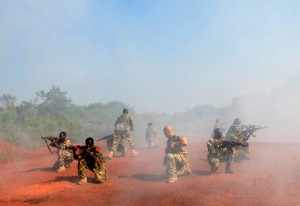 US Military Just Sent 80 Troops To Chad