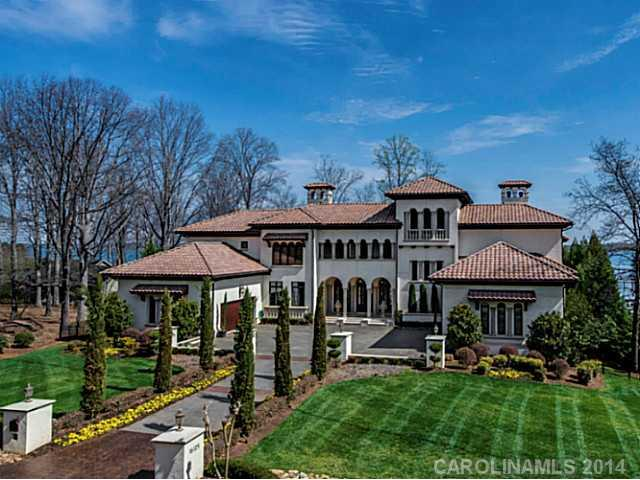 Top 5 most expensive homes currently for sale in charlotte for 5 bedroom houses for sale in charlotte nc