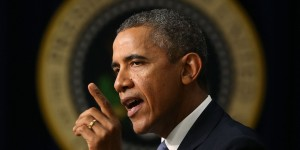 Obama Speaks On 5-Year Anniversary Of Financial Crisis
