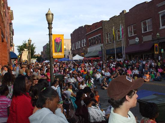 Top 7 Free Things To Do Around Rock Hill This Weekend