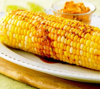 Cinnamon Sugar Corn