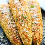 Goat Cheese and Thyme Corn
