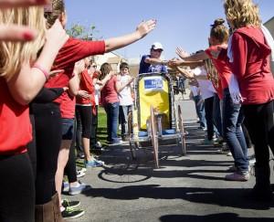Roy Wiegand ultra marathon run