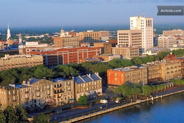 Savannah Passes New Law Allowing For Significant New Downtown Development