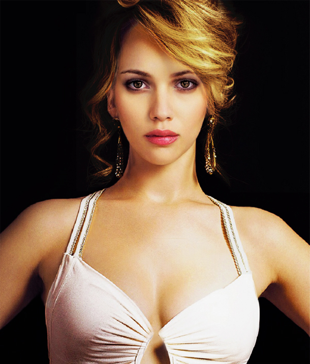 Jennifer Lawrence and Scarlett Johansson and Beyonce
