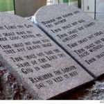 judge paid off to remove ten commandments