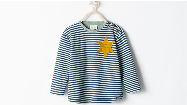 zara makes offensive jewish looking shirt