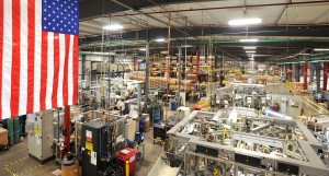 Comprehensive Logistics plant near nashville