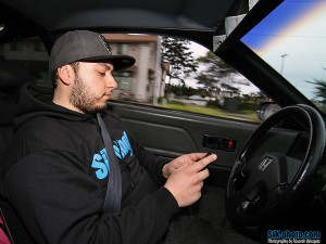 Texting-while-driving-radar