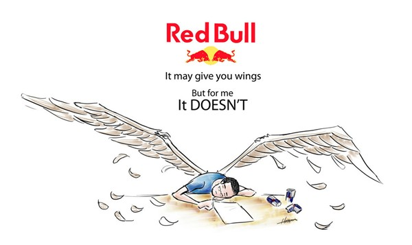 Red Bull False Advertising Settlement Scam