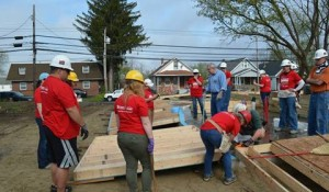 Schenectady's Habitat for Humanity building homes