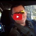citizen pulls over cop lets him off with a warning