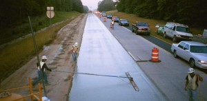 i-20 in augusta being repaved