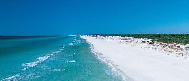 St Rosa Beach The Best Beaches In World