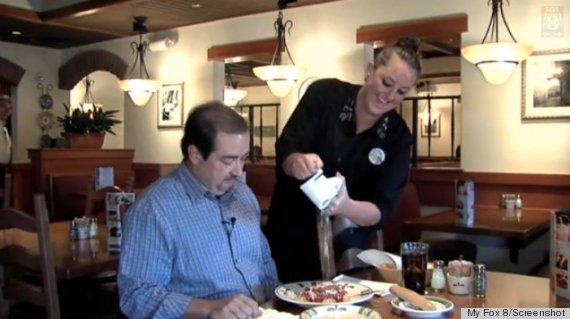 american hero eats 95 olive garden pasta meals in under 6 - Olive Garden Seattle