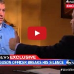 ferguson police interview