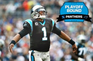 Panthers are going to the playoffs