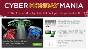 Groupon's Cyber Monday Mania