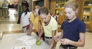 Saluda Trail Middle School in Rock Hill Wins National Award