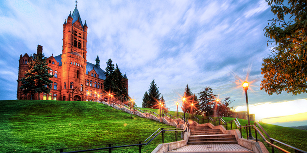 Syracuse Univeristy Best College Town