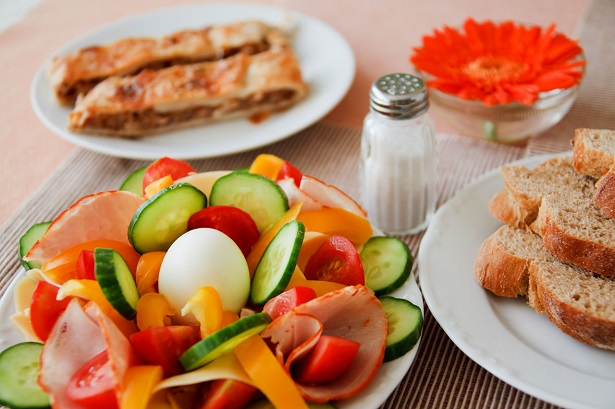hearty breakfast cure for anxiety
