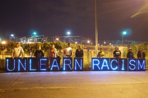 racism meeting in Milwaukee