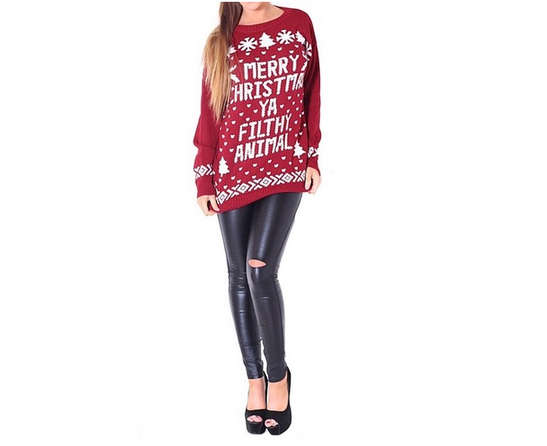 ugliest christmas sweaters ever9