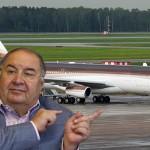 Airbus-A340-Alisher Usmanov