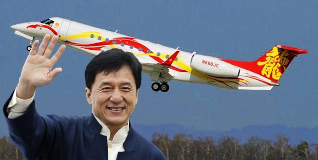 Embraer-Legacy-650-jackie-chan-plane