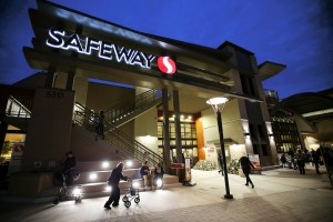 """NEW ROCKRIDGE SAFEWAY"""