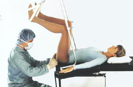 Inside the examination room with a patient when dr kent conducted an