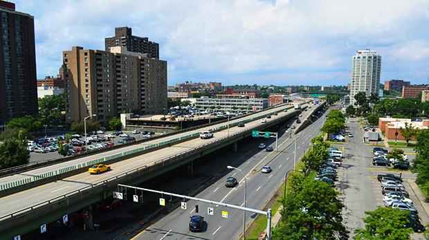 Syracuse i81 Viaduct