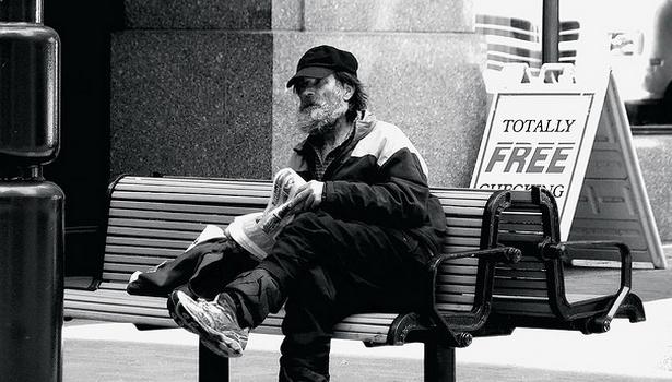ending homelessness Charlotte